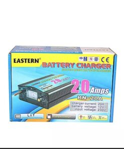 20A battery charger.