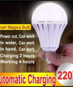 Rechargeable led 9w bulb