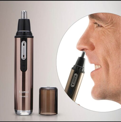nose hair trimmer.
