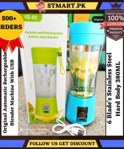 blender Juicer rechargeable