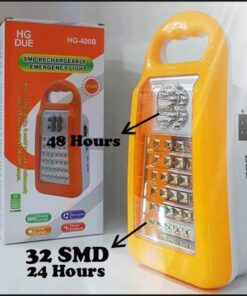 rechargeable battery emergency light