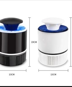 Mosquito Killer Lamp USB Insect Killer No Noise Radiation Table Lamp.