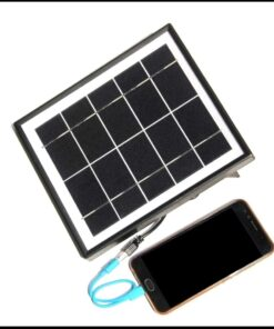 Mobile Solar Plate PowerBank Solar Charging