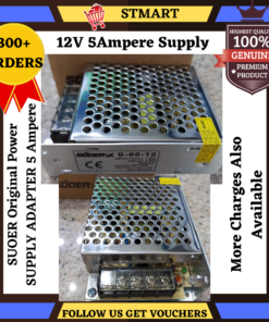 5 Ampere Power Supply Adapter