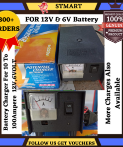 6 Ampere Battery Charger Potential Charger