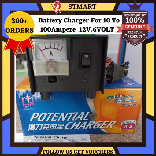 6 Volt Charger Potential Charger