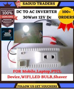 DC to AC Converter Mini Ups