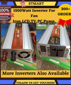 DC to AC Converter Mini Ups 1500Watt