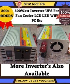 DC to AC Converter Mini Ups 500Watt
