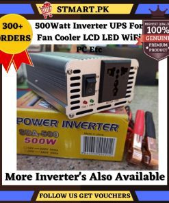 DC to AC Converter Mini Ups 500watt.