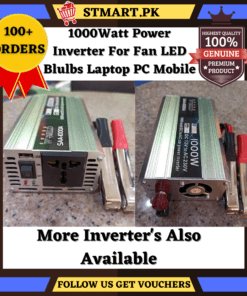 Dc To Ac Converter Inverter 1000Watt Mini Ups.