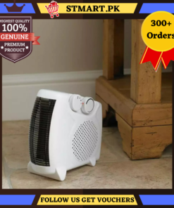 Electric Room Fan Heater Adjustable