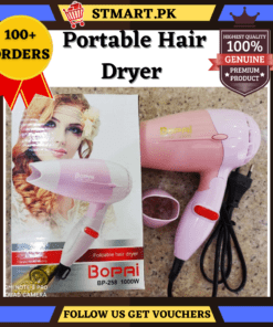 Hair Dryer Portable Foldable Hair Dryer