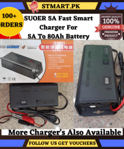 Suoer 5 Amper Charger Automatic