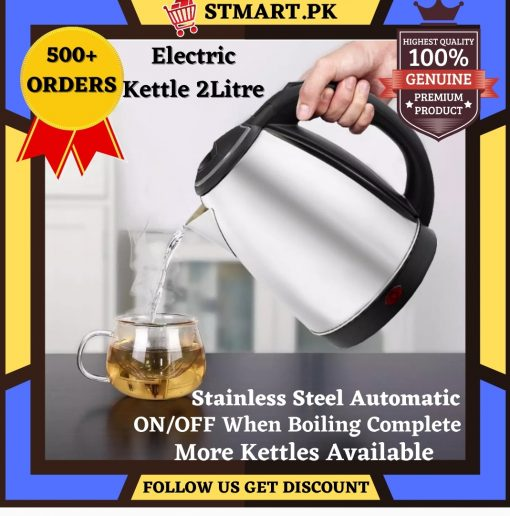 electric Kettle Boiling Machine Instant Warmer Heating Heater Pot