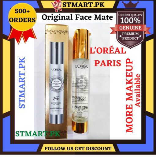 Face Matte Finish Face Matte For Oily Skin Foundation Face Primer Matte Paint Spray Makeup Original Branded Long Lasting Matte Face Finish Price in Pakistan