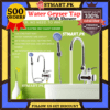 Water Heater Tap Geyser Tab With Shower Hot Water Tap Price in Pakistan